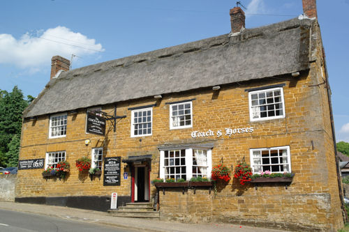 Coach and Horses Brixworth - pub food and country accommodation