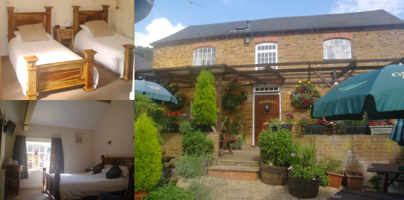 Accommodation near Althorp and Silverstone