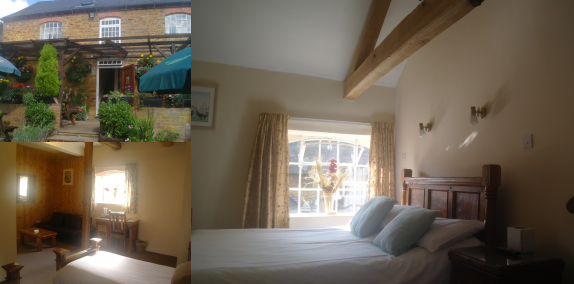 B&B accommodation near Althorp, Lamport and Silverstone