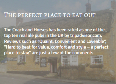 Coach and Horses, Brixworth, Northants